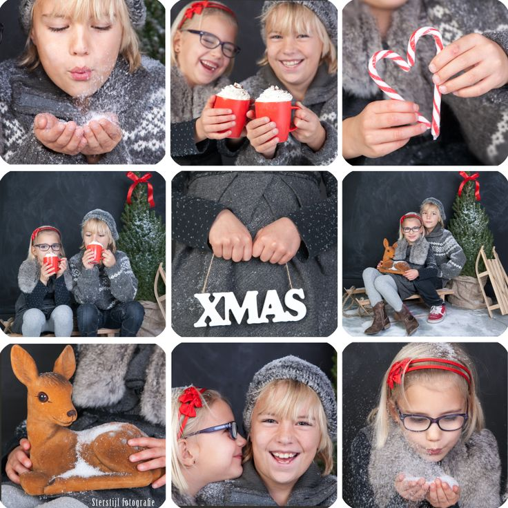 www.sterstijl.nl christmascard childphotography