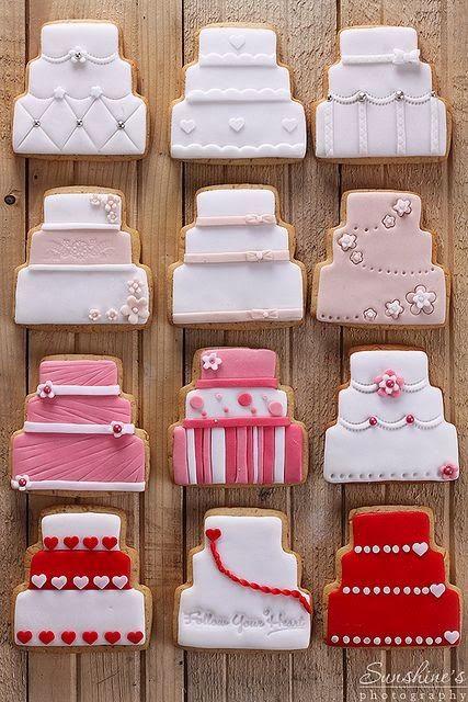 Inspiração_Cookies_Casamento_Formato_Bolos