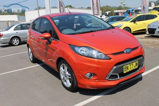 2011 Ford Fiesta WT Zetec - $12,900 - 46,000Kms - North Gosford