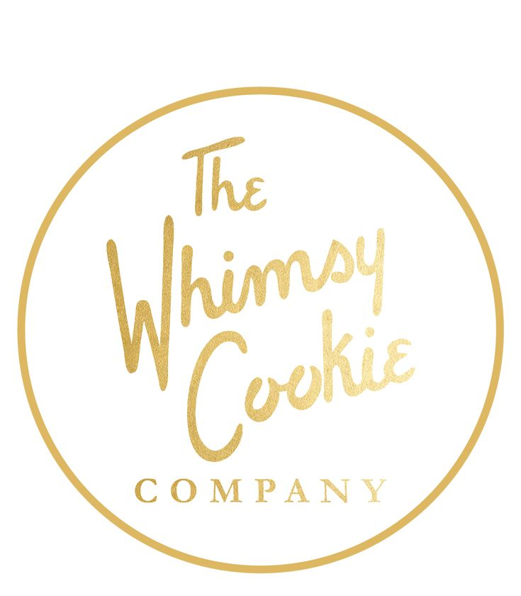 WHIMSY GOOEY BUTTER COOKIES