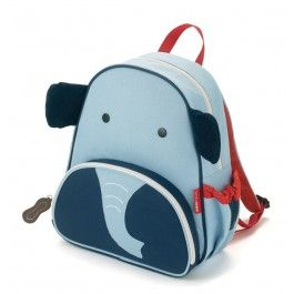 Kinderrugzak SkipHop Olifant. Een vrolijke olifant die voor jou je spulletjes draagt.