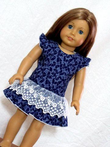 Jelly Bean Soup Party Dress for American Girl AG Doll – Avanna Girl