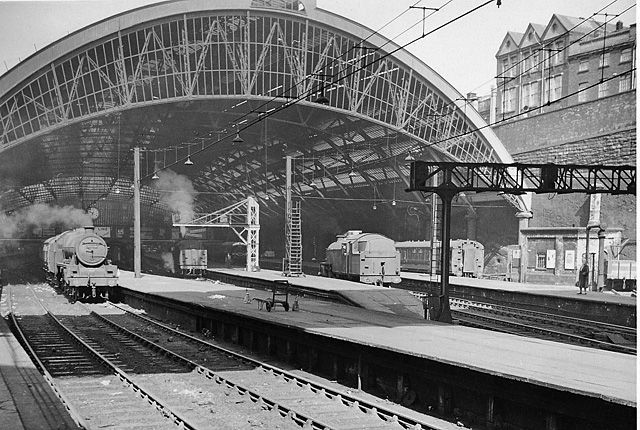 Image result for liverpool lime st station photos
