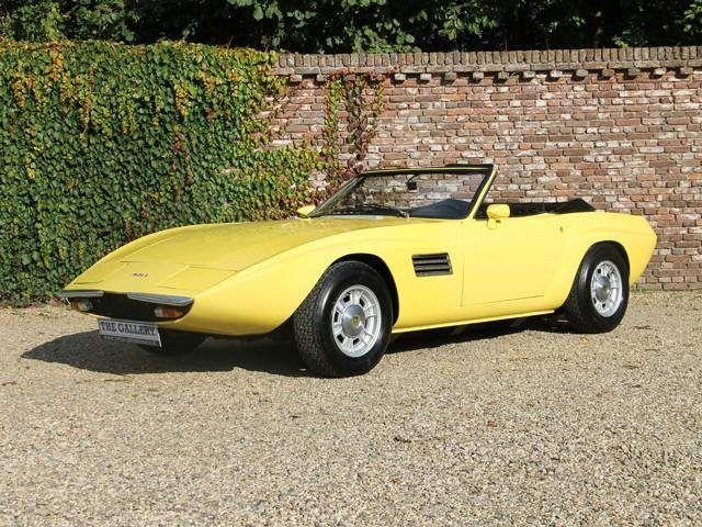 Intermeccanica Indra Spider of 1972