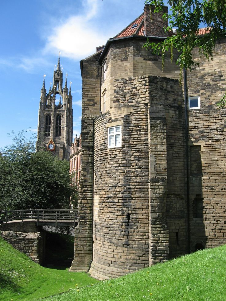 The Castle Keep at Newcastle upon tyne