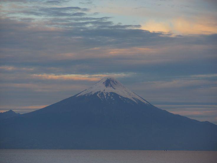 Volcán Osorno #Frutillar