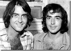 Luis Eduardo Aute y Joan Manuel Serrat