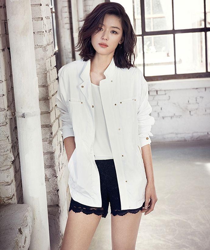 Jeon Ji Hyun shares the secret to her natural beauty