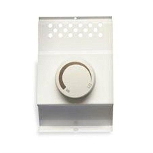 Cadet BTF2W Double Pole Baseboard Heater Thermostat by Cadet