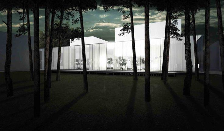 Daegu Gosan Public Library Competition Entry / Gillot + Givry Architectes