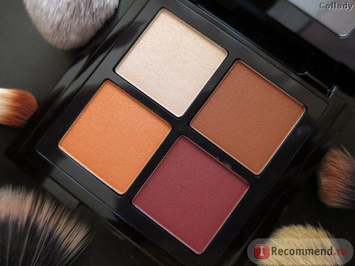 Nyx Full Throttle Eyeshadow Palette Color Riot
