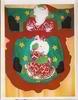 Patrones y Moldes de Juegos de Baños para Navidad en Fieltro GRATIS!!