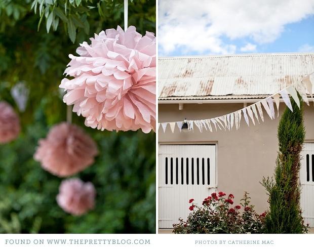 Pom Poms: Pink Flowers, Salmon Wedding, Pompoms, Fresh Flowers, Wedding Pastel, Pom Pom