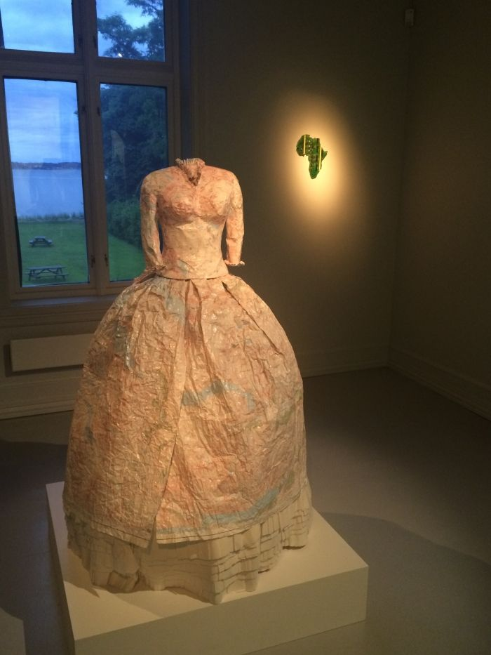 "Susan Stockwell   ""Highland Dress""  2010"