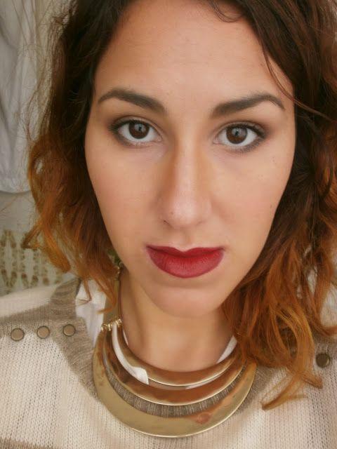 A - B - Beauty - Anita's Blog of beauty: Maquilhagem de Outono!