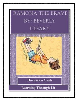 ramona the brave by beverly cleary book report essay Ramona quimby, age 8 by beverly cleary,  will life ever get any easiera newbery honor book like its predecessor, ramona and her father,/i.