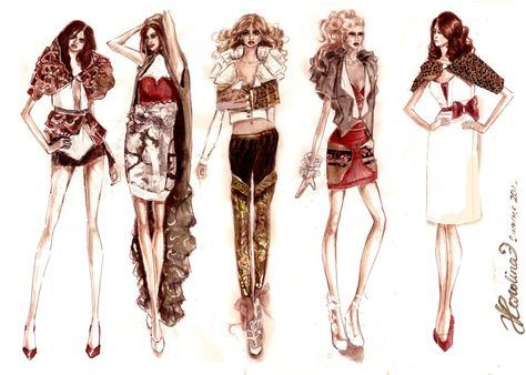 Summer Collection 2012 by karolina1994.deviantart.com on @deviantART