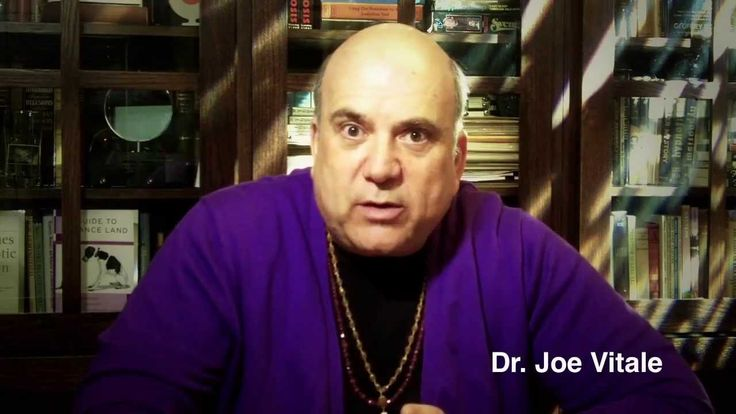 Dr. Steve G. Jones asks Dr. Joe Vitale How He Changed his Mindset to Attract Wealth