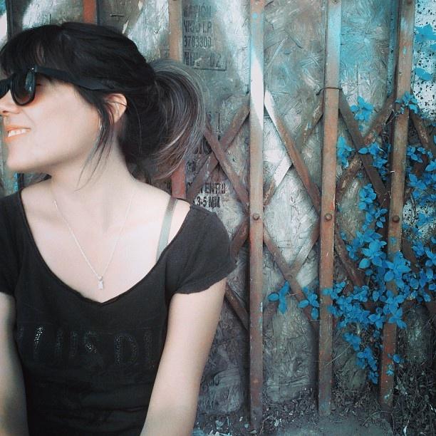 FEBRERO - 2013 Otro año con mi Ladyem! ✨✨ #look #love #topman #topshop #lookfashion  #febrero #fashion #green #colors #rayban #jacks #desing #detail #photo #photooftheday #inspiration #instagood #nostalgic #GQ #girls #amazing #reja #outfit #ootd #outfitoftheday #sun #summer #happy ✨✨✨ - @fcnormand- #webstagram