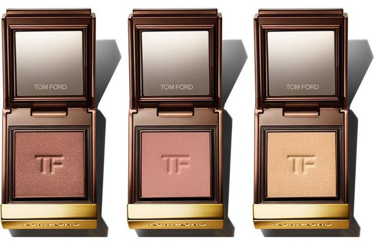Tom Ford Eyes of Tom Ford Holiday 2017 Collection features 30 new shades of Mono Eyeshadows, three mascaras, clear gloss and eye pencils.