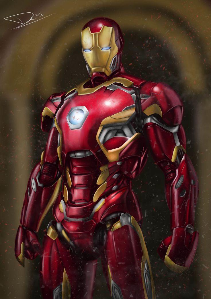 #Iron #Man #Fan #Art. (Mark 46 Ironman)By: Ian Lim. (THE * 5 * STÅR * ÅWARD * OF: * AW YEAH, IT'S MAJOR ÅWESOMENESS!!!™)[THANK Ü 4 PINNING!!!<·><]<©>ÅÅÅ+(OB4E)