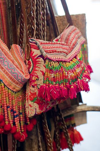 ☮ American Hippie Bohéme Boho Bags ☮