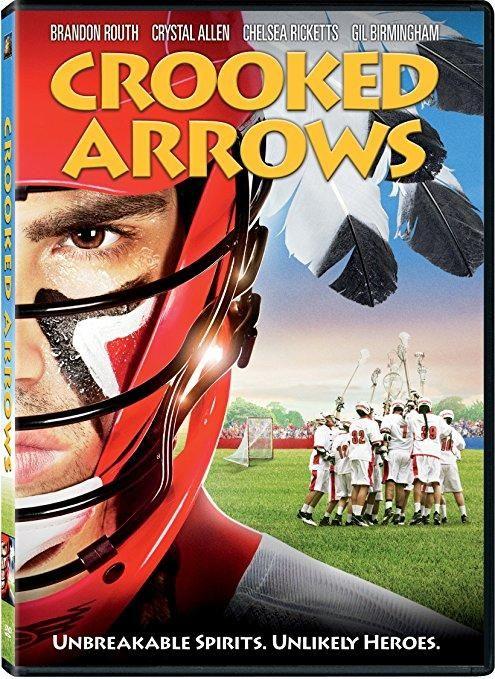 Brandon Routh & Crystal Allen - Crooked Arrows