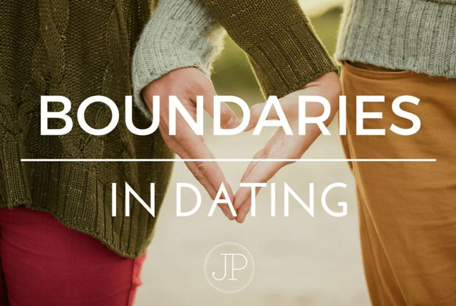 Physical boundaries for christian dating