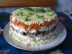 """Самые проверенные рецепты - Вкусный салат слоями """"Лисья шубка"""""""