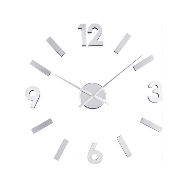 25 best ideas about reloj pared adhesivo en pinterest - Reloj para salon ...