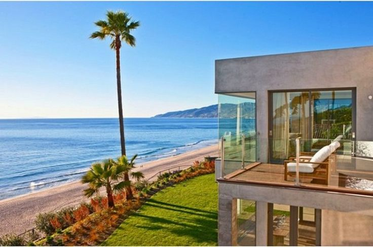 Residence:Best Diverse Building Overlooking The Beaches Of Malibu Birdview Residence Bird View House Retreat Planned By Doug Burdge With Sev...