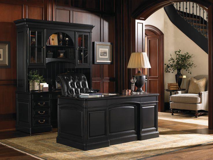 Breckenridge, Breckenridge Broadmoor Pedestal Desk, Dining Room Table Sets,  Bedroom Furniture, Curio Cabinets And Solid Wood Furniture   Model   Home  ...