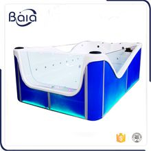 Top quality plastic baby swimming pool, plastic baby swimming pool/bath tub