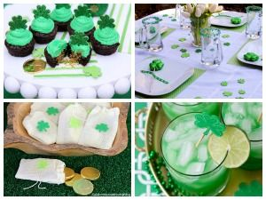 St. Patrick's Day Party Ideas, Recipes, and More