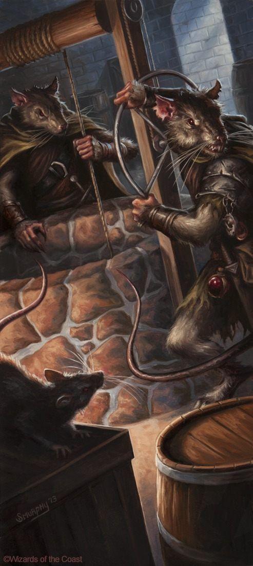 Fantasy Illustrations by Scott Murphy