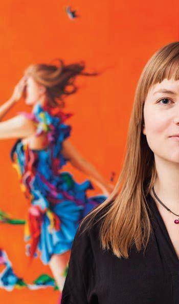 Ewa Prończuk - portret. Colour me, czyli przewrotne malarstwo Ewy Prończuk-Kuziak. Ewa Prończuk-Kuziak to kolejna artystka, której malarstwo będzie można podziwiać w Galerii 31 na terenie warszawskiej Winosfery. Wernisaż wystawy Colour me już 24 listopada o godzinie 19. http://artimperium.pl/wiadomosci/pokaz/437,colour-me-czyli-przewrotne-malarstwo-ewy-pronczuk-kuziak#.VG3mZ_mG-So