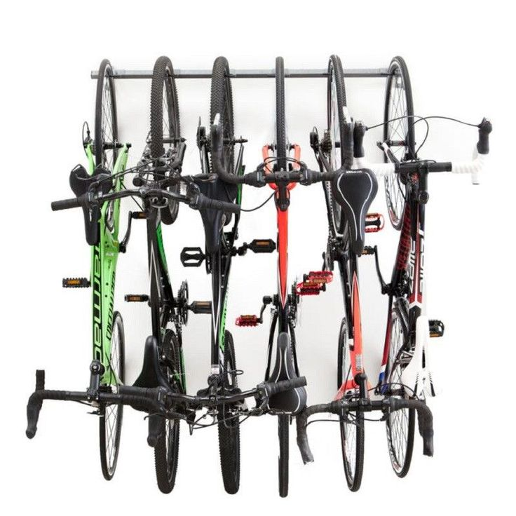 "Monkey Bars Storage Rack 01006 Holds 6 Bikes 51"" , Home & Garden > Household Supplies > Storage & Organization > Storage Hooks & Racks > Utility Hooks - Monkey Bar Storage, Ruby Skies Home Goods - 1"