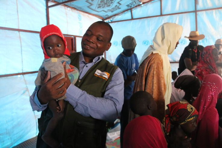 More than a million Nigerian refugees have fled their home of violence for Lake Chad. World Vision is responding for the refugees here. Read how