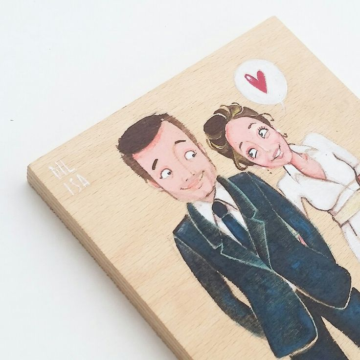 DILISA newlyweds