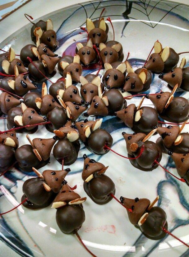 Cherrie Mice !  Delicious.