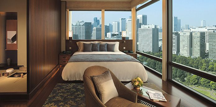 Tokyo Hotel Ious Elegantly Designed Rooms And Suites Make Up The Luxury Accommodation At Peninsula Featuring Every Conceivable Convenience
