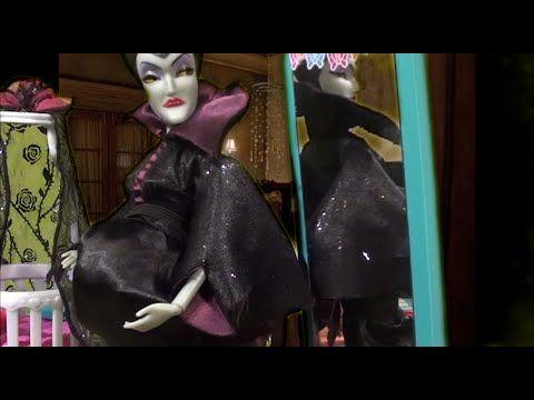 Maleficent Pregnant! Gives birth to daughter descendant Mal   Anna and E...