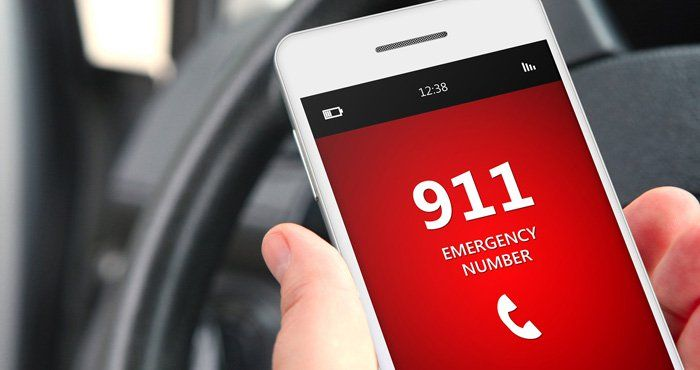 Apps that get help and relay vital health and contact information to emergency medical professionals — even when you can't make a call.