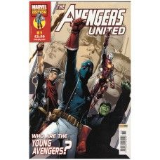 The Avengers United #81 from Marvel/Panini Comics UK. 25th July 2007 issue. In very good condition internally and cover. Bagged and boarded. £2.00