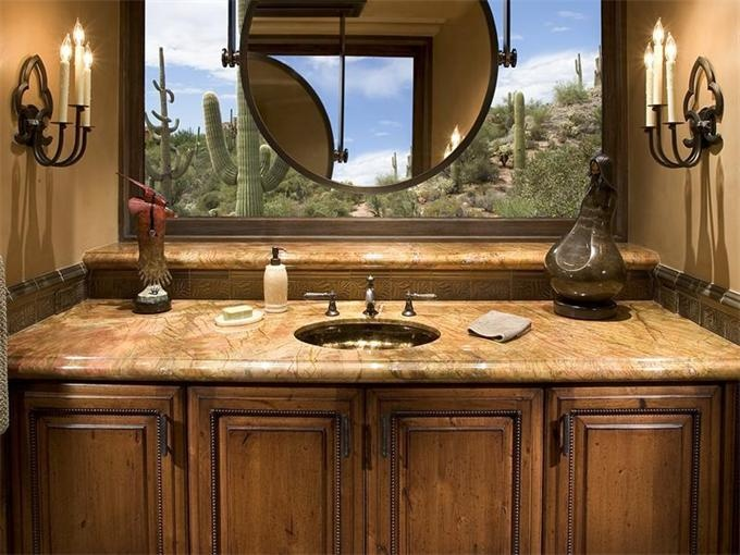 73 best southwest bathroom images on pinterest