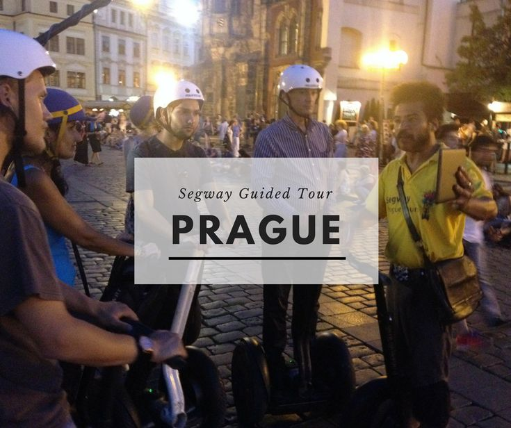 Traveling the whole city Prague, can be more enjoyable on a segway. Taking a #segway #rental in #Prague can facilitate to travel the whole city from core.