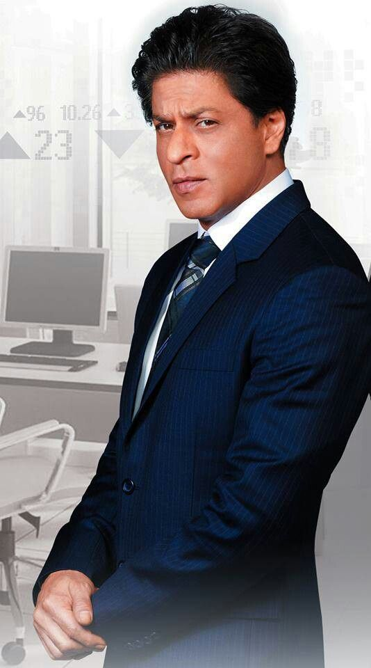SRK at NDTV Prime channel ad.