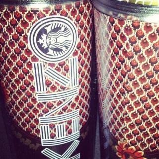Kenzo Pfw Kenzo Collaboration With Starbucks Kenzo