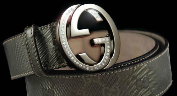 O cinto mais valioso do mundo #cinto #gucci #diamante #estilo #fashion #moda #glamour #grife