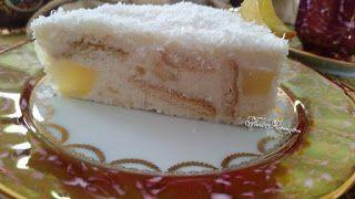 Fani's page: Сметанова торта с ананас и кокос